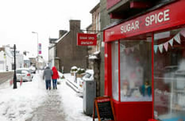 More weather misery: Snow on the way after Storm Doris