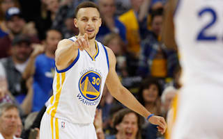 Warriors sit Curry for Rockets clash