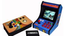 Dreamcade Replay plantea esta diminuta consola con aspecto de Atari