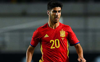 Spain 'blessed' to have Asensio, says Celades