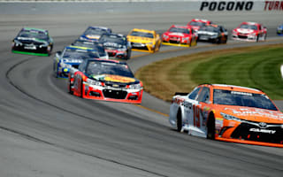 Busch gets first Sprint Cup win of 2016 at Pocono