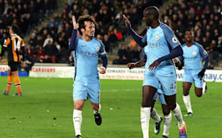 That one's for my boy...not you, Kelechi! - Toure dedicates goal to son