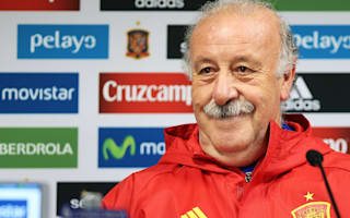 Four places up for grabs as Del Bosque closes on final Spain squad