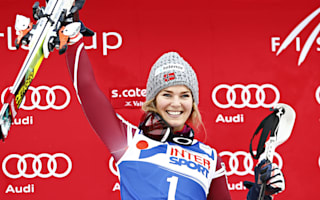 Loseth claims maiden FIS World Cup win in Santa Caterina