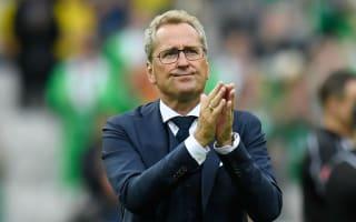 Hamren laments lacklustre attack after Sweden draw