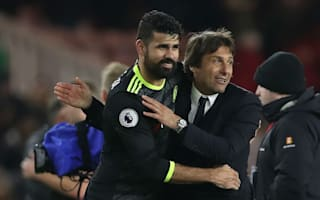 Costa returns to Chelsea XI to face Hull City