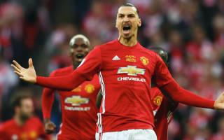 Manchester United 3 Southampton 2: Ibrahimovic settles thrilling final