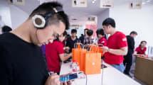 Xiaomi planea abrir 1.000 tiendas antes del 2020
