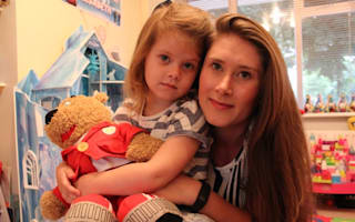 Family 'kicked out of Butlin's after girl was sick on sheets'