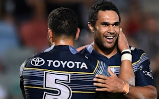O'Neill at the double as Cowboys outclass Rabbitohs