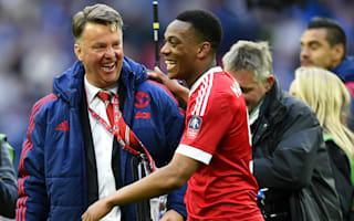 Martial has proved worth to United, says Smalling