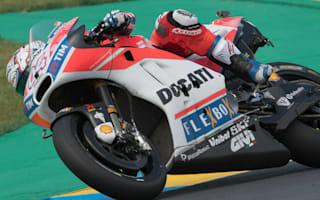 Dovizioso shines as Ducati pay tribute to Hayden