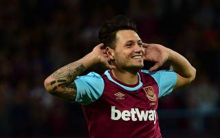 Zarate leaves West Ham for Fiorentina