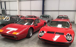 Car dealer snaps up collection of supercars for £20 million