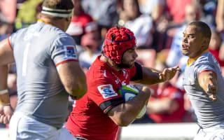 Lions rampant despite Coetzee red card