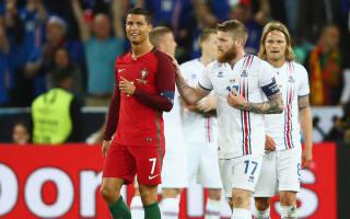 Ronaldo custard-pied me - Gunnarsson