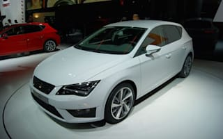 Seat shows off new Leon hatchback
