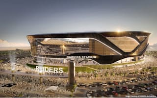 Nevada lawmakers approve funding for Raiders stadium in Las Vegas