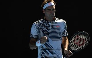 'I've got to lift my game' - Federer