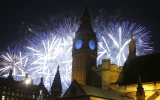 Where to celebrate New Year's Eve for free across the UK