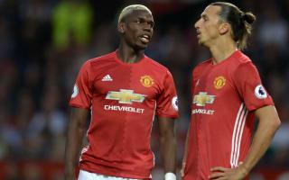 Ibrahimovic backs Pogba to prove 'jealous' critics wrong
