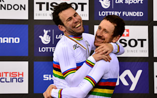 Wiggins, Cavendish and Trott excel on golden day for Great Britain