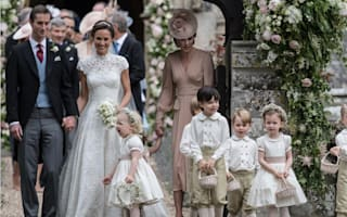 Kate Middleton leads the best-dressed guests list at sister Pippa's wedding