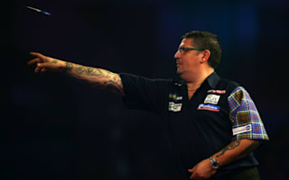 Frost bites the dust as champion Anderson cruises
