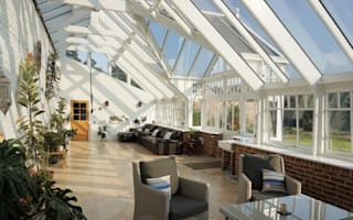Seven glass houses to let in the light
