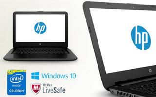 Laptops: Black Friday deals