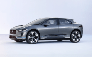 Jaguar reveals fully electric SUV concept called I-Pace