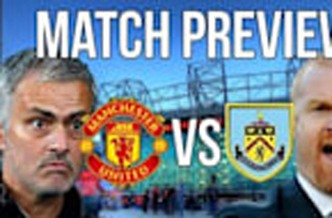 Man United vs Burnley - Premier League match preview