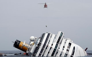 Girl, 5, turned away from lifeboat in Costa Concordia tragedy