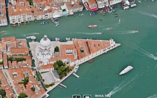The world in all its glory: Stunning Google Earth images unveiled