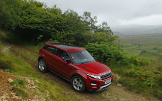 Range Rover Evoque is North American Truck of The Year