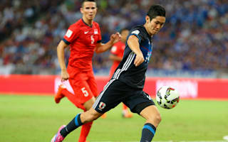Cambodia v Japan: Table-topping visitors take on lowly opponents