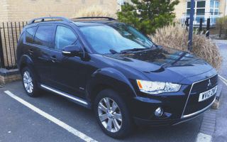 Long termer: Mitsubishi Outlander - Third Report