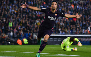 Espanyol 0 Barcelona 3: Suarez brace, Rakitic strike sends Luis Enrique's side to the top