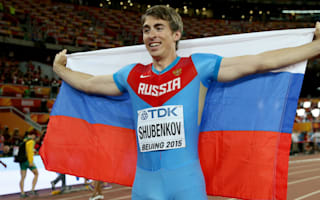 World champions Shubenkov and Kuchina cleared to compete as neutral athletes
