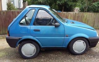 Bizarre shortened Rover 100 spotted on eBay