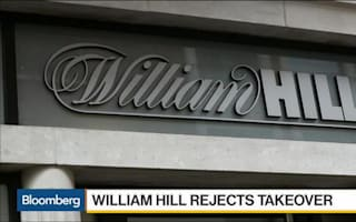 William Hill rejects 'opportunistic' new bid from Rank Group and 888