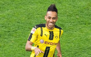 Borussia Dortmund 3 Eintracht Frankfurt 1: Aubameyang sets new mark for league goals