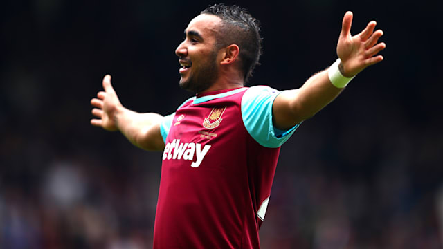 Dimitri Payet: I'm staying at West Ham