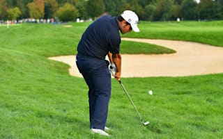 Magnificent Levy takes charge of European Open