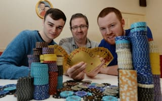 A family business with a difference: poker