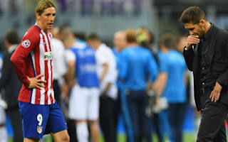 Torres: Simeone within his right to reflect on future