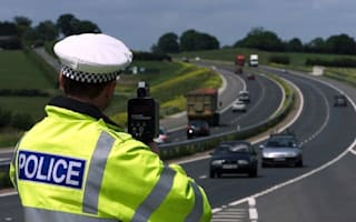 Scottish cops commit five driving offences a week