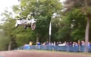 Sidecarcross: The most dramatic motorsport you've never heard of