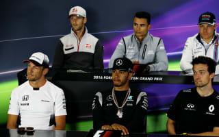 F1 Raceweek: High-speed corners and team orders in Silverstone focus