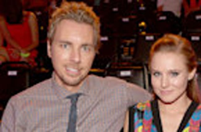 Dax Shepard Shares Adorable Throwback Pic With Kristen Bell After They Had Just Started Dating